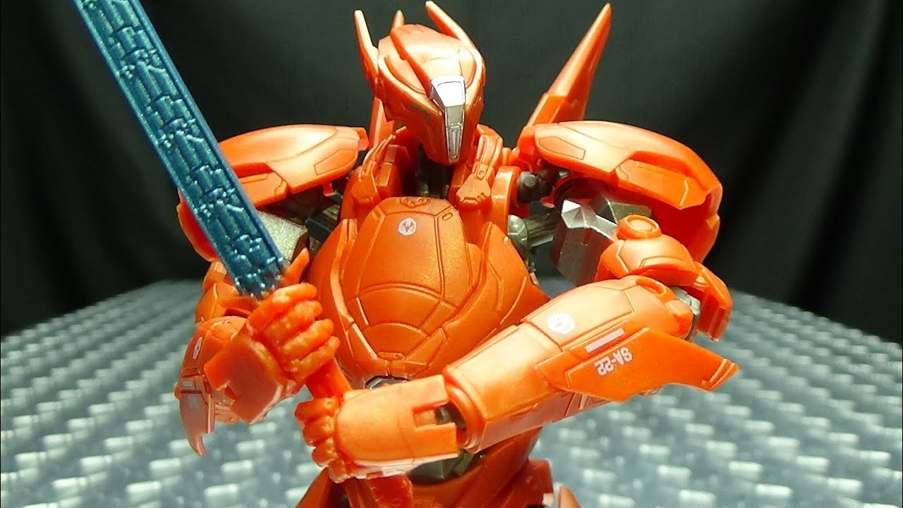 Robot Spirits Pacific Rim Uprising SABER ATHENA: EmGo's Pacific Rim Reviews N' Stuff
