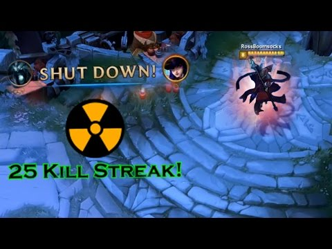 Tactical Nuke Spawn Karthus Challenge