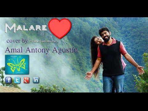 MALARE | Premam | Amal Antony Agustín | (cover)