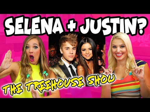 The Treehouse Show for Kids Real or Fake, Selena & Justin Da