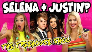 The Treehouse Show for Kids Real or Fake, Selena & Justin, NASA Lego and Double Time Challenge.