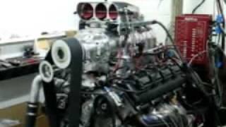 CMW Motorsports Blown 426 Hemi