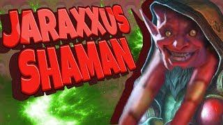 JARAXXUS SHAMAN?! - Kobolds And Catacombs - Tavern Brawl