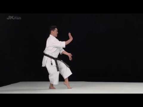 Kururunfa _ Goju Ryu Karate - Tetsuya Furukawa