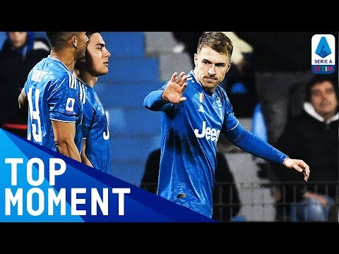 Ramsey puts Juve two up with a BRILLIANT finish! | SPAL 1-2 Juventus | Top Moment | Serie A TIM