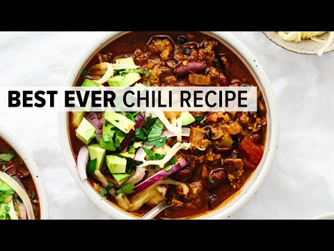 best-ever-chili-recipe-|-an-easy-beef-chili-bursting-with-flavor
