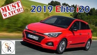 2019 Hyundai Elite i20 review | 2019 Elite i20 facelift Drive, Exterior, Interior | Showroom Ridez