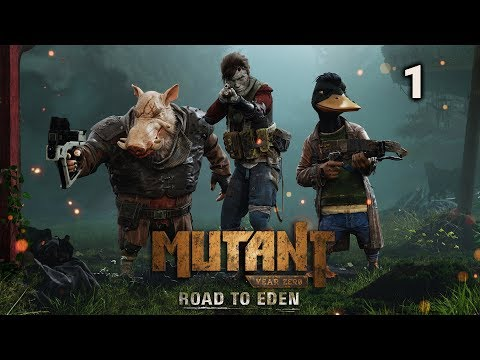 Mutant Year Zero: Road to Eden FULL GAME #1 - Let's Play Gameplay