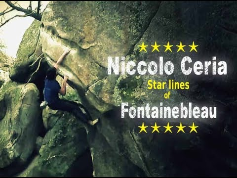 Star lines of Fontainebleau