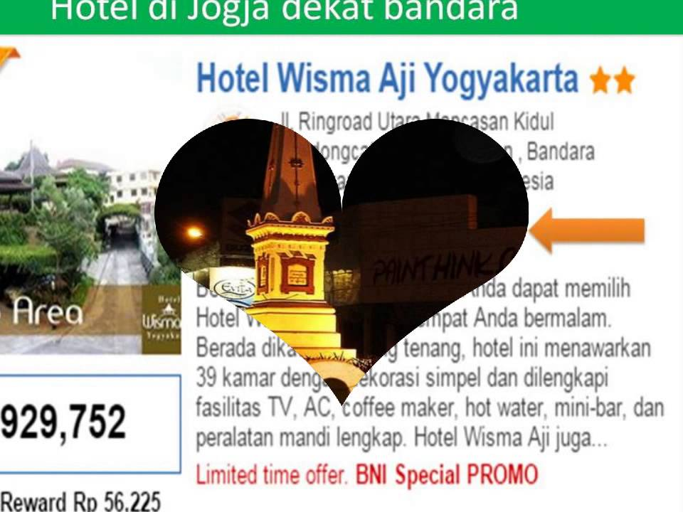 Hotel Di Jogja Murah Dekat Bandara Info