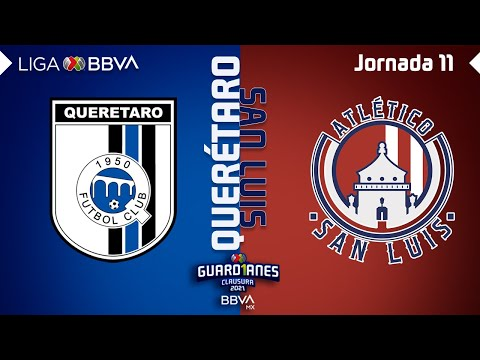 G.B. Queretaro San Luis Goals And Highlights