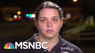 School Shooting Drills Prove Beneficial In Parkland Gun Tragedy   Rachel Maddow   MSNBC