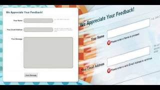 PHP Contact Form and Form Validation | Dreamweaver Tutorial - 1 of 2(Host Unlimited Websites for $3.88 Per Month with Powweb http://bit.ly/Powweb-Hosting-Sale A Dreamweaver Tutorial by James at ..., 2011-06-09T21:46:06.000Z)