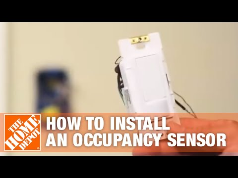 hqdefault lutron how to install an occupancy sensor youtube lutron maestro occupancy sensor wiring diagram at metegol.co