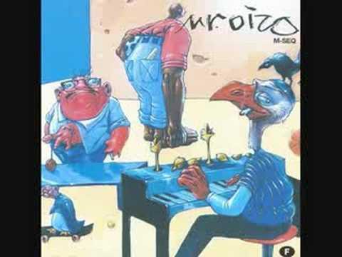 Mr. Oizo - M-Seq (HD Quality sound) mp3
