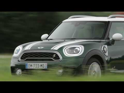 Essai Mini Countryman Cooper Se Hybride Rechargeable 224ch Exquisite