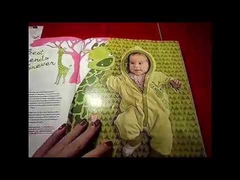 Stricken Overalls für Babys Teil 1