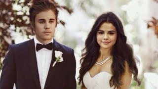 Here comes a bride, all dressed in white...is it selena gomez to marry justin bieber? just days after their ultra-romantic valentines day date, and ju...