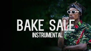 Wiz Khalifa Ft Travis Scott Bake Sale Instrumental