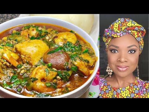 Okro Soup/Stew | Authentic West African Recipe | Nigerian Gumbo | Okra