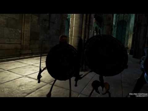 Raiders of Erda Combat Gameplay