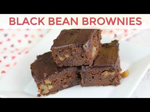 Triple Chocolate Black Bean Brownies | How To Make Black Bean Brownies