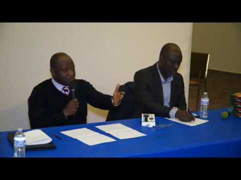 CONFÉRENCE :  KERWIN MAYIZO A CHICAGO AVEC THE CONGOLESE ACTION FOR REAL  ET LA CCC