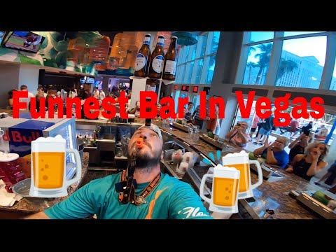 The Coolest Bar In Vegas