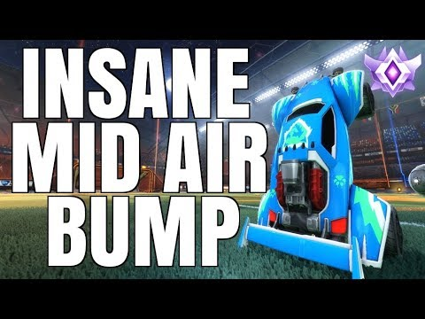INSANE MID AIR BUMP | NEW RLCS TITLE | GRAND CHAMPION 2V2
