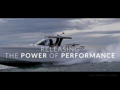 Pardo Yachts Range