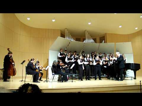 Northern Michigan University Choir's Fall Performance. Oct. 16th 2011