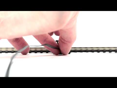 How to set up your DCC train set