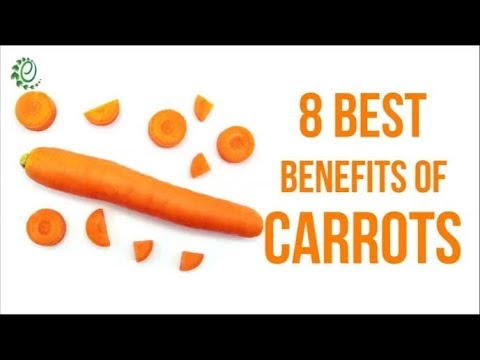 8 Reasons Why Eating Carrots Is Very Important | Organic Facts