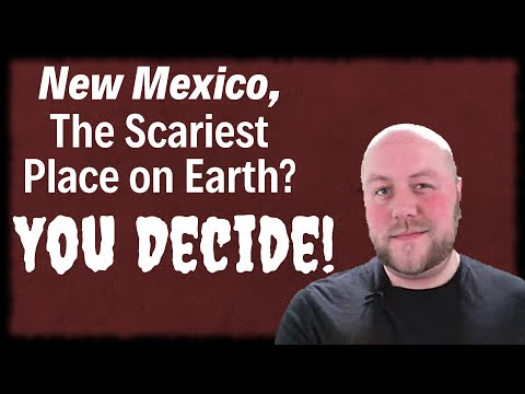 10 Scariest Legends Of New Mexico | Ten In 10