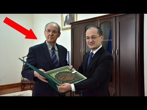 Бугун Узбекистонга Озодлик радиоси Вице-Президенти келди.