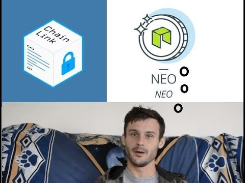 Chain Link Has Started Trading, Huge Potential for 10x returns, Plus NEO Update...Gas up 50%!