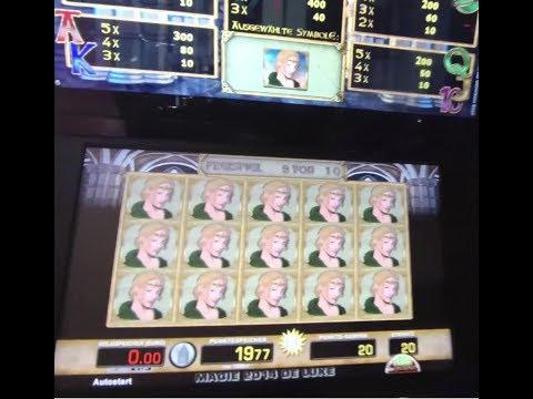 Hammer Tag... Magic Mirror Vollbild Frau, Goldstar Goldspiele 50cent und mehr