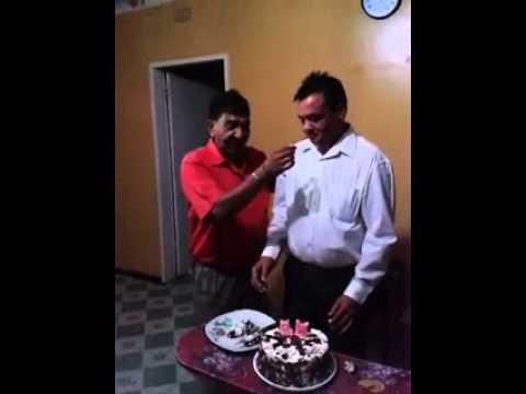 PRAVEEN PARMAR BIRTHDAY PARTY ROBIN SINGH GOSAIN