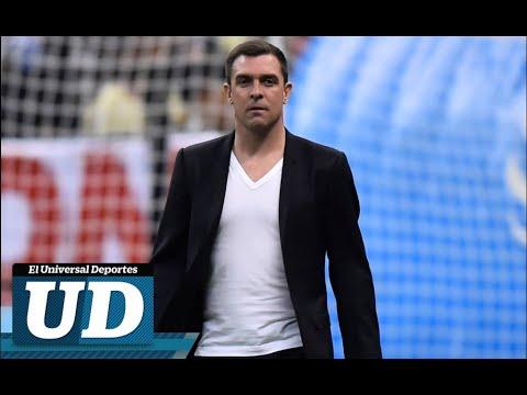 Conferencia de prensa: Pablo Guede (América 2-0 Morelia)