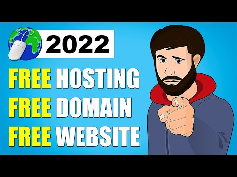 Make A Website For FREE With Free Hosting \u0026 Free Domain (IN 8 MINS)