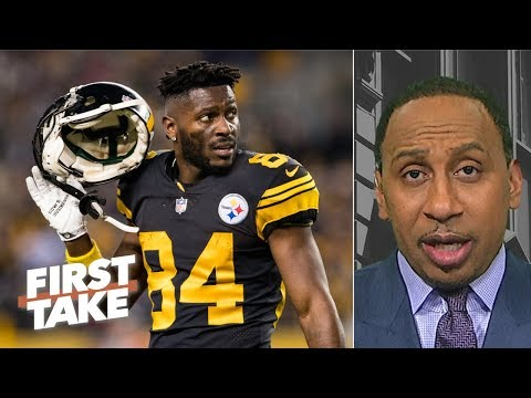 Fast Freddie - STEVEN A. AND COMPANY SAY ANTONIO BROWN IS MELTING DOWN