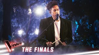 The Finals: Zeek Power sings 'Without Me' | The Voice Australia 2019