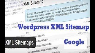 كيفية إضافة XML sitemap إلي موقع وردبريس | How to add XML sitemap to wordpress website Mp3