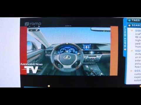 Virtual Interactive Vehicle Application (VIVA®) featured on Automotive News