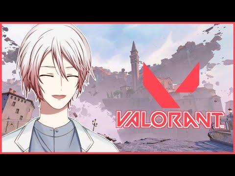 【VALORANT】朝VALO!コンペ行きたい【三下カバネ/Vtuber】