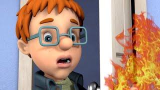 Feuerwehrmann Sam Deutsch 🚒🔥 Norman's Zimmer in Flammen! 🔥Neue Folgen 🌟Cartoon für Kinder