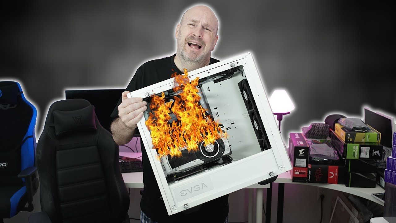 Never Buy A Used Mining Card For Gaming!