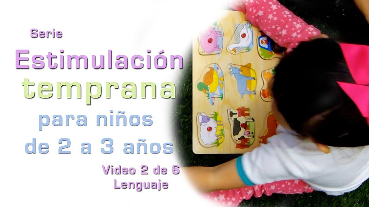 Lenguaje estimulaci n temprana ni os de 2 a 3 a os 2 6 for Sillas para ninos de 3 a 6 anos