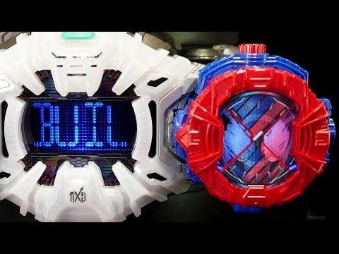 仮面ライダージオウ 【DXビルドライドウォッチ】 Kamen Rider Zi-O Ziku-Driver 【DX Build Ridewatch】