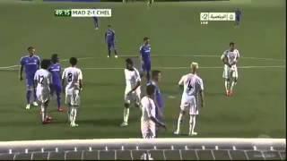 Real Madrid vs Chelsea 3 1 FULL Özet Futbolizm